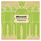 Microsoft Certified Professional icon.