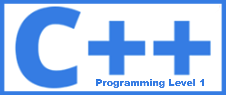 CSIS 113A C++ Programming - Level 1